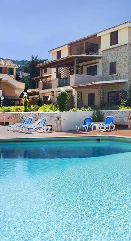 Resort a Porto Cervo