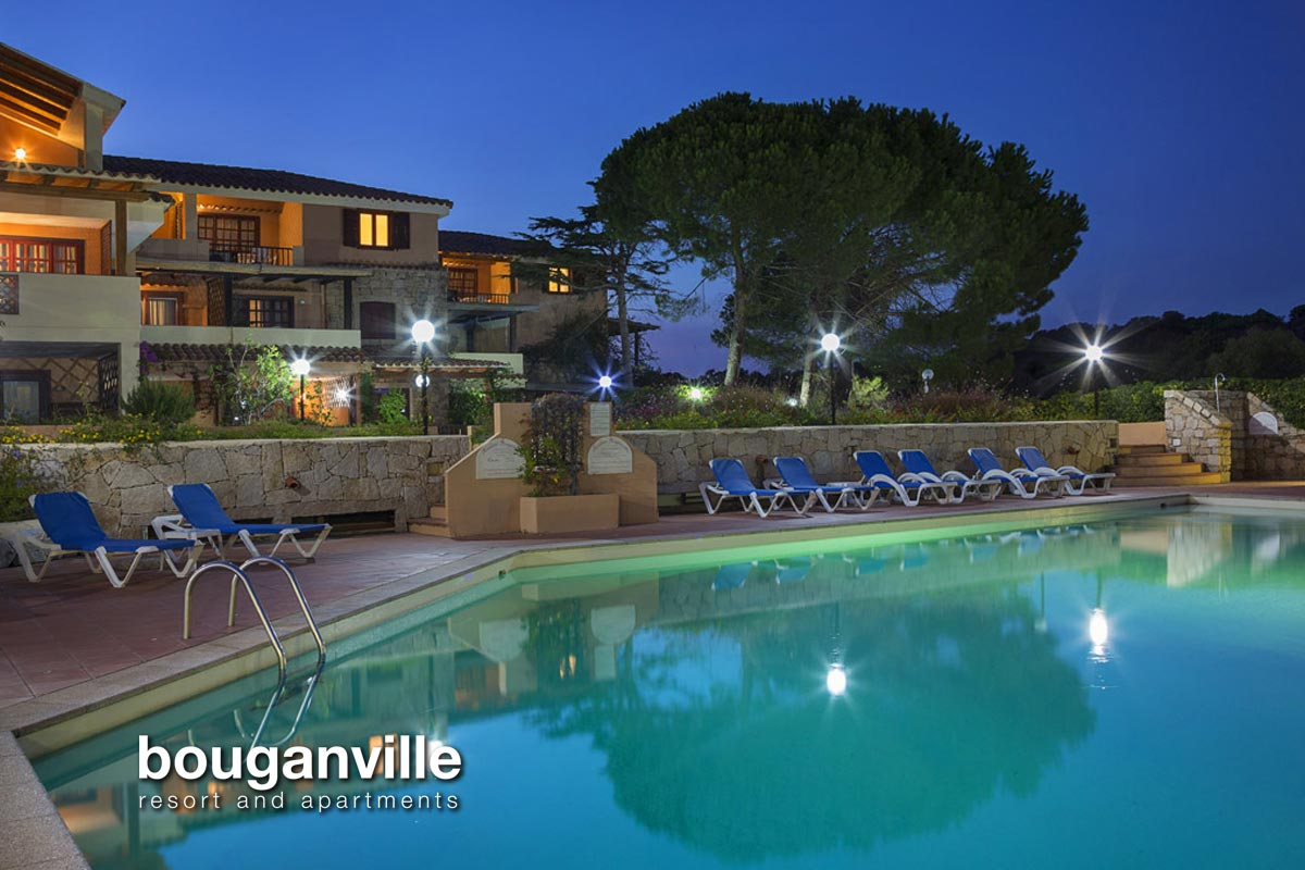 Bouganville - Resort a Porto Cervo